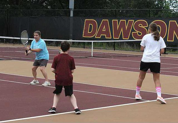 Tennis Camp pic 1