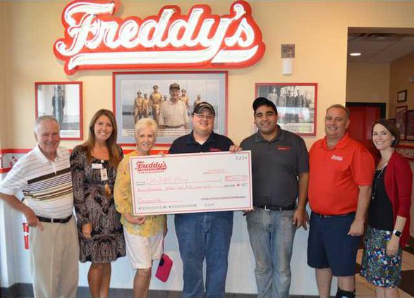 I-United Way receives donation pic