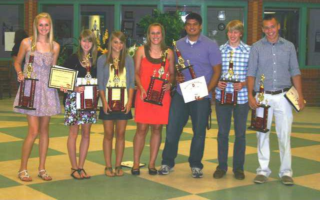 Track Banquet pic1