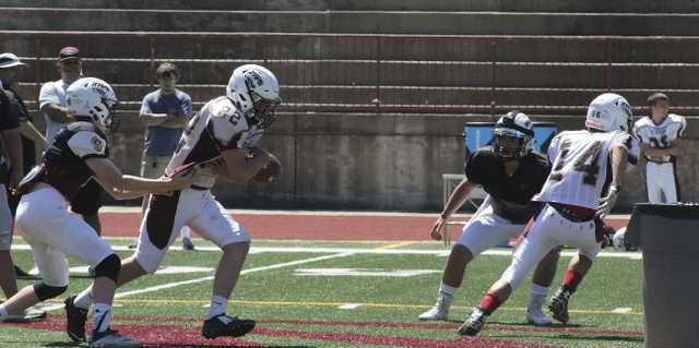 Spring Football pic 1