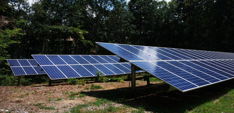 Len Foote Hike Inn solar pic