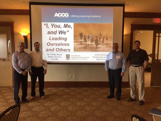 ACCG Leadership Institute
