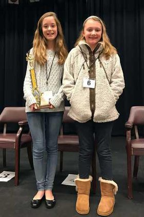 I-System-wide spelling bee pic 1