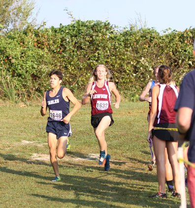 Cross country pic 1, 9.20.17
