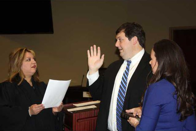 8. Bearden named new PT magistrate pic1