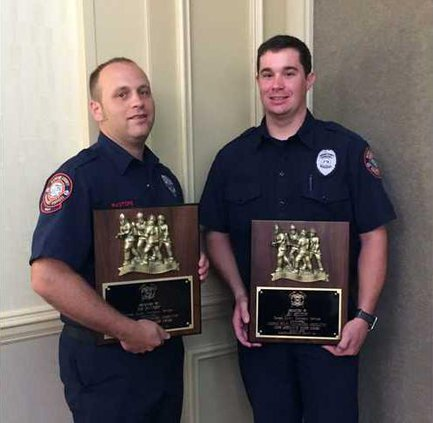 A-Firefighters Awarded pic