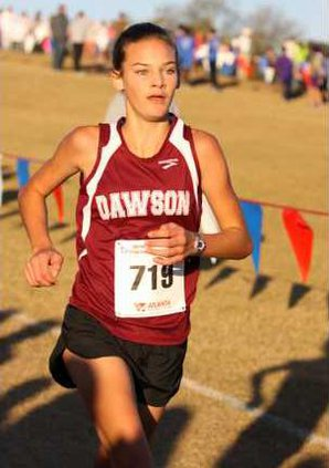 S-Girls cross country pic 1