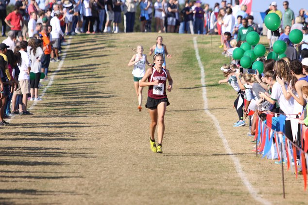 Girls cross country pic 1, 11.8.17