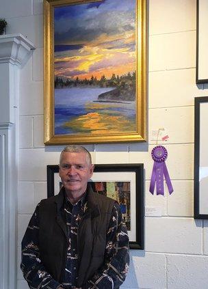 Bowen art show winner