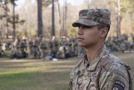 UNG Cadet pic 1