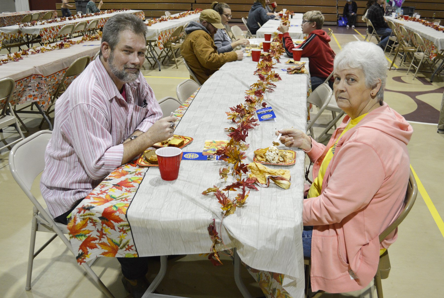 Rotary Thanksgiving 2017 2