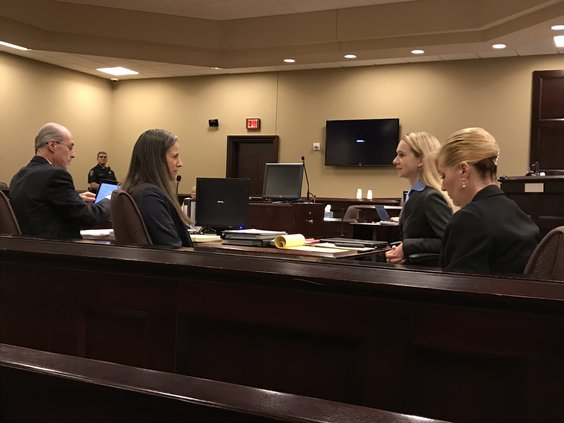 Tisdale trial 1