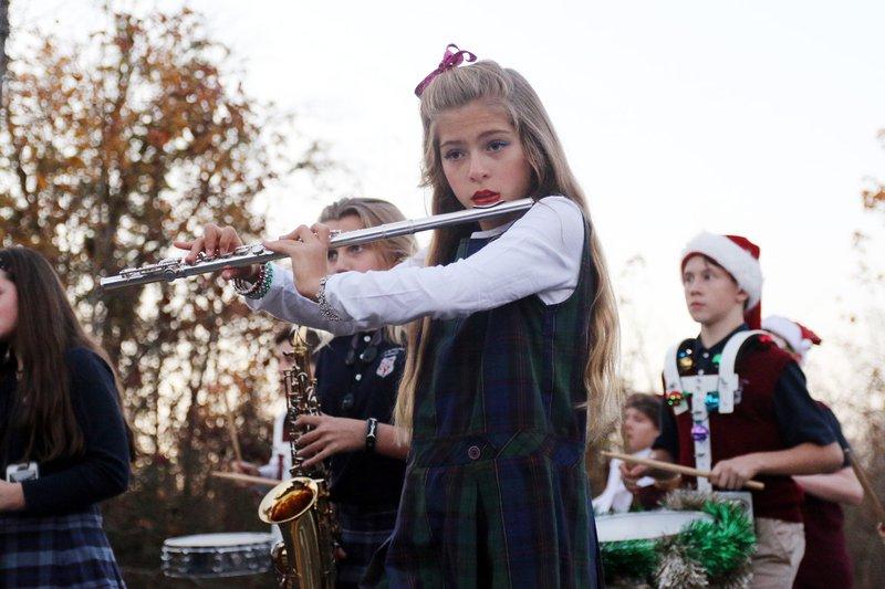 Conrerstone schools band