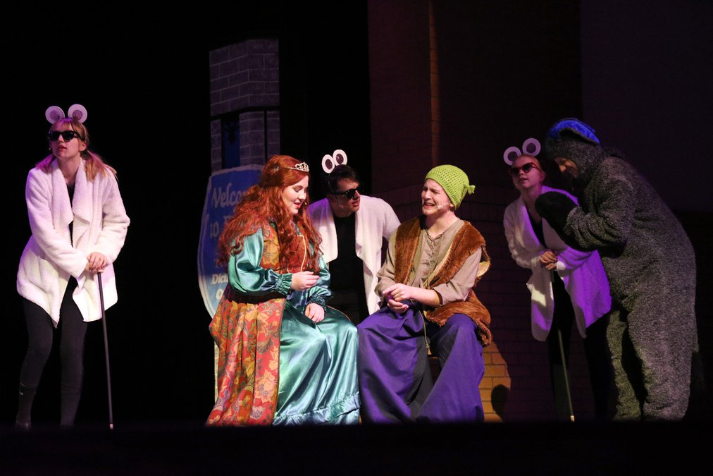 Shrek The Musical Rescheduled Dawson County News
