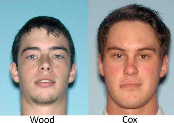 Cox-Wood Mugshots