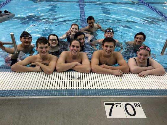 New swim team pic1