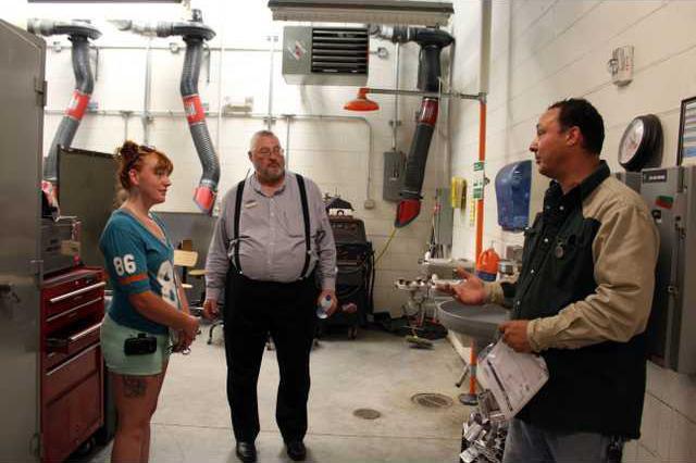 Lanier Tech Opens Doors To Prospective Students Dawson County News
