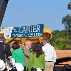 Construction Begins Next Month On New Lanier Tech Campus Dawson County News