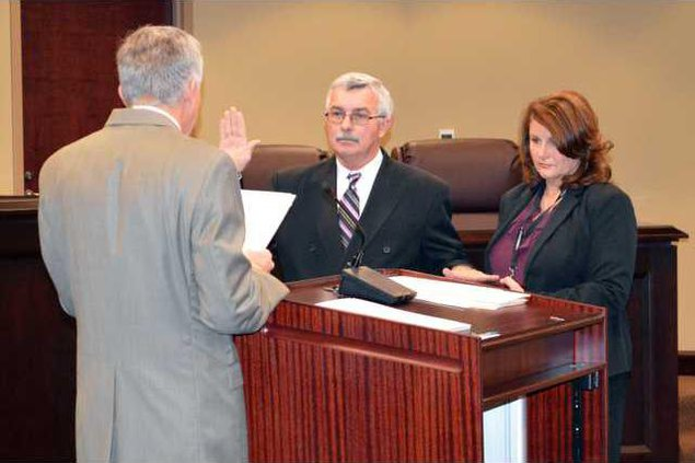 A-Swearing in Ceremony pic 1