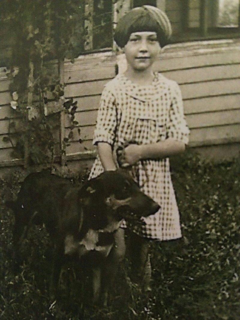 Frances Griffith 5