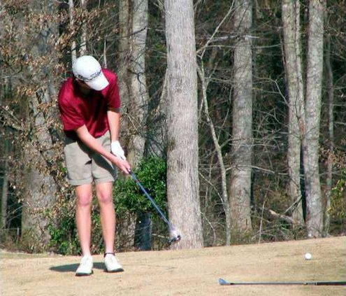 Boys Golf pic 1