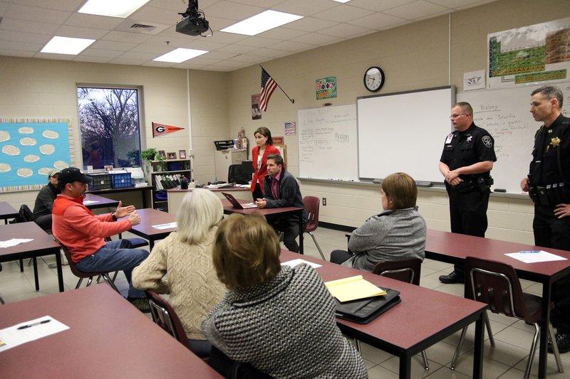 School safety workshop pic 3