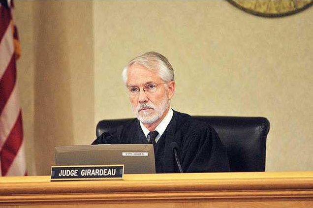 5 Senior Judges pic