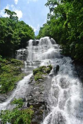 Amicalola Falls - pic 1