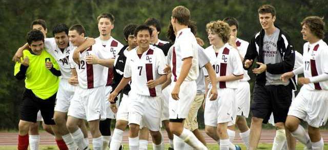 Boys Soccer pic