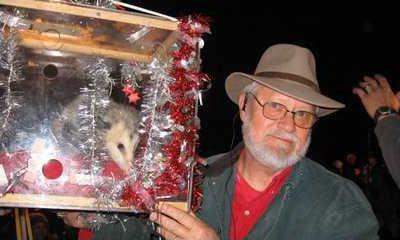 CRPC PIC   Clay and possum