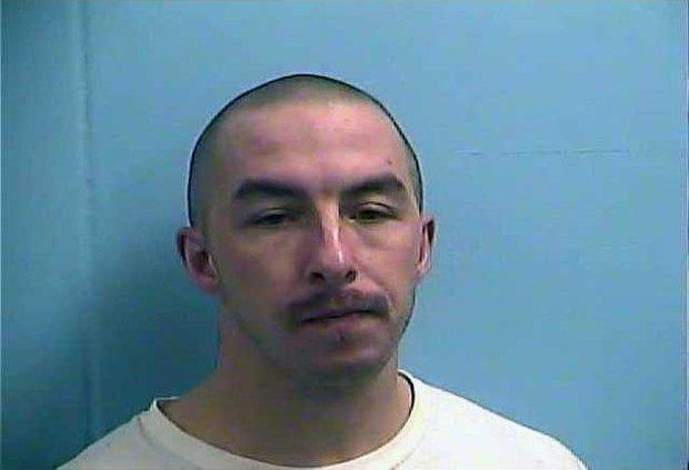 I-Man Charged with Arson Stapler mug