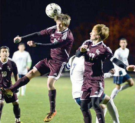 Varsity Boys Soccer pic1