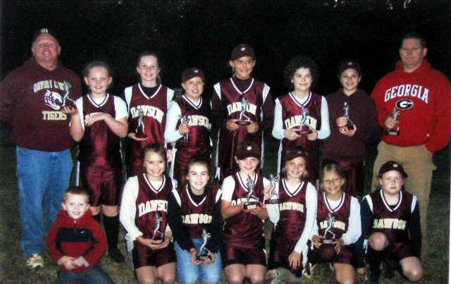12 and under Girls pic