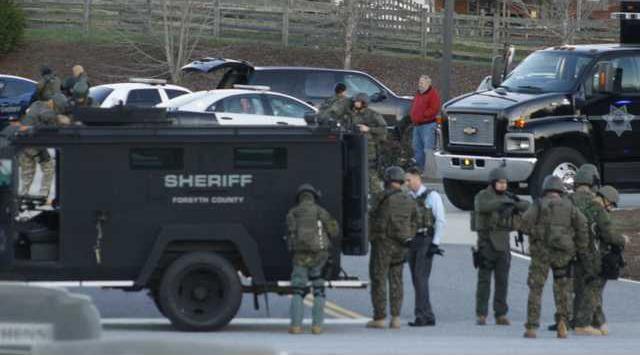 4 Swat Standoff pic