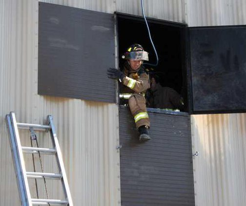 5 Firefighter Training pic