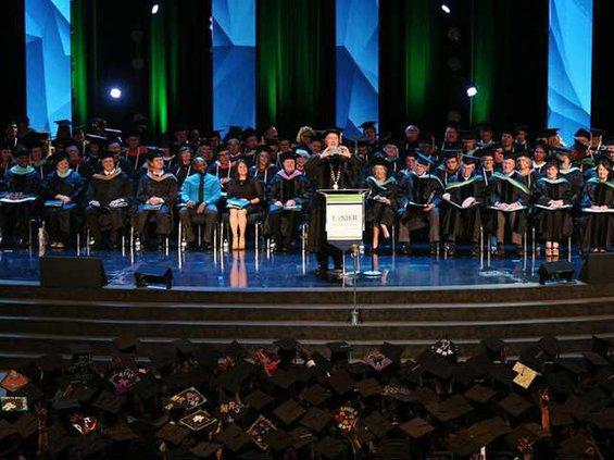 6 Lanier Tech Graduation pic