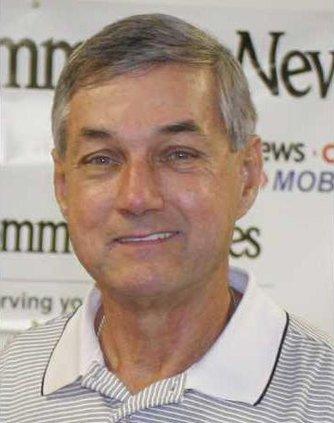 Grand marshal Ken Ragan MUG