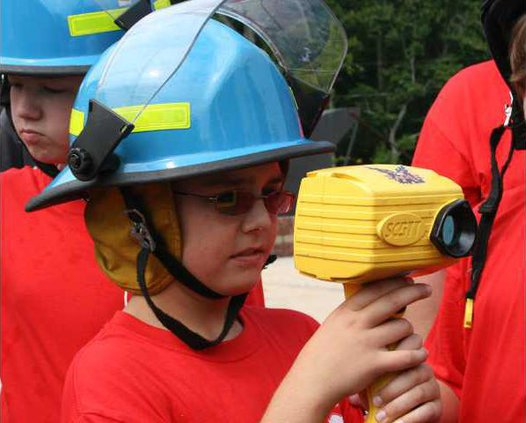 Jr. Fire Academy pic1