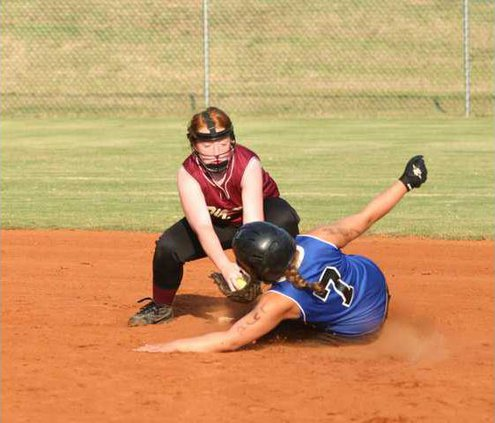 Middle School Softball pic1