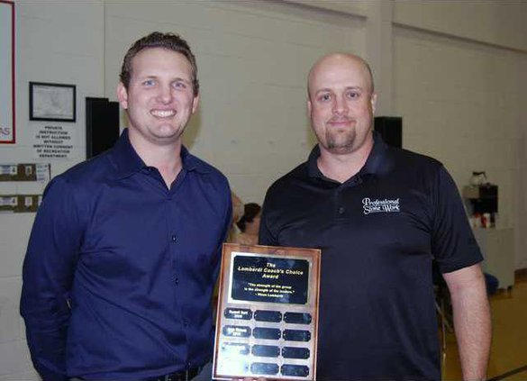 Park  Rec awards pic1