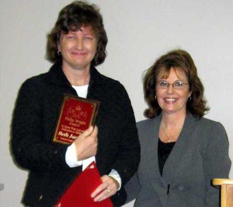 Philip Wright Award pic