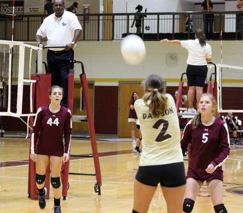 S-JV Volleyball pic1