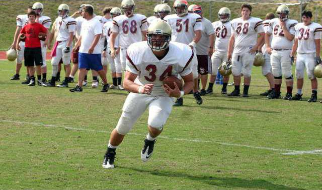 Spring Football pic1