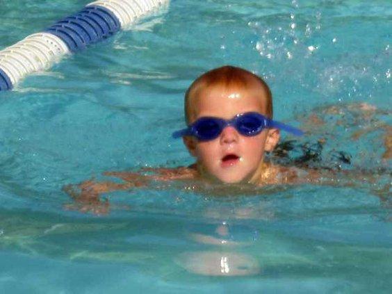 Swim Team pic1