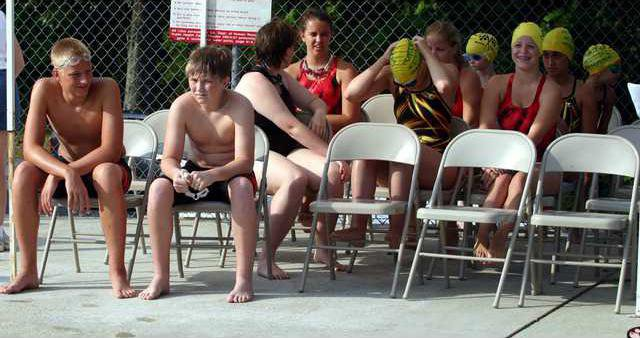 Swim Team pic 1