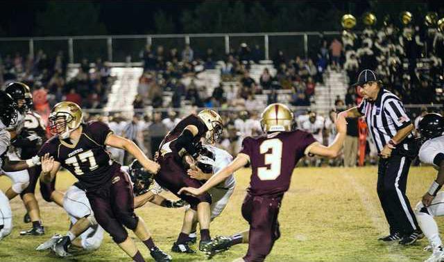 Varsity Football pic