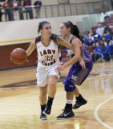 Varsity Girls Basketball pic