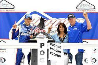 ZRU Chase Wins at Pocono