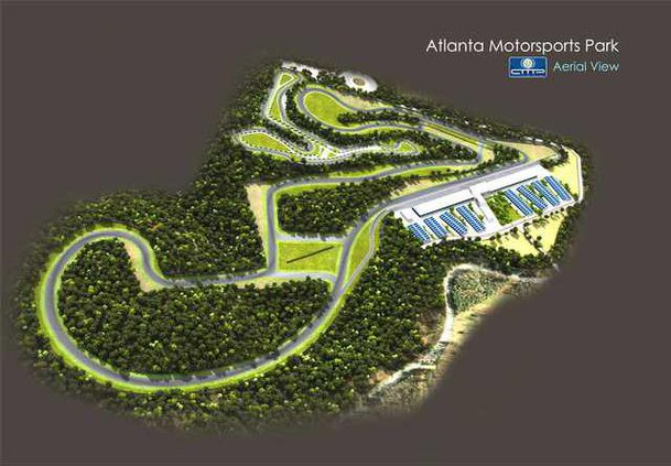 1 AMP aerial rendering