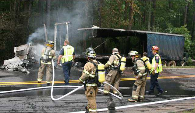 1 Truck Explosion pic2